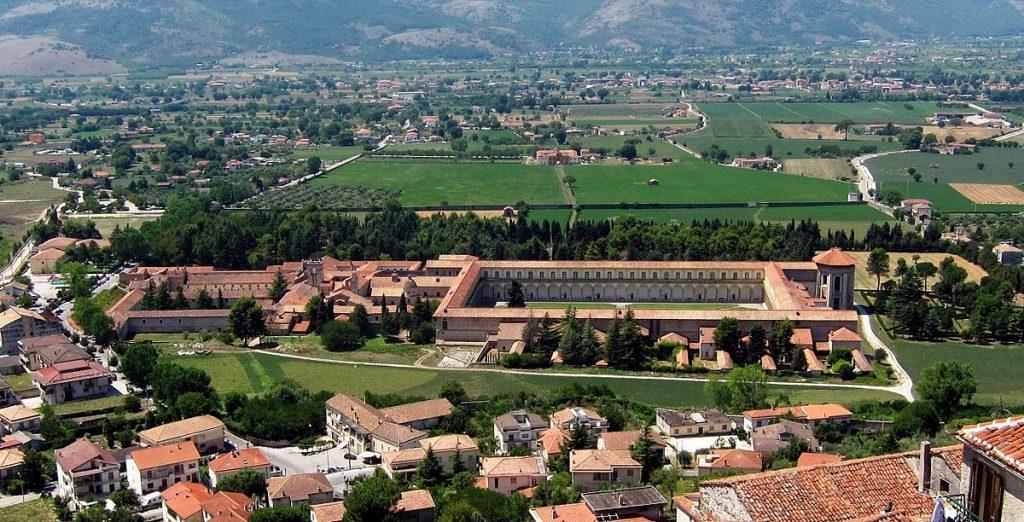 PadulA 1024x522 - Padula, partiti i lavori di restauro della Certosa di S. Lorenzo