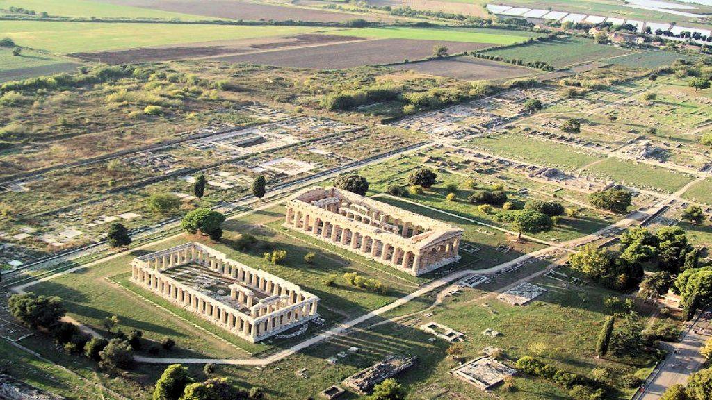 paestum 1024x576 - Parco archeologico di Paestum, insediato il nuovo CdA