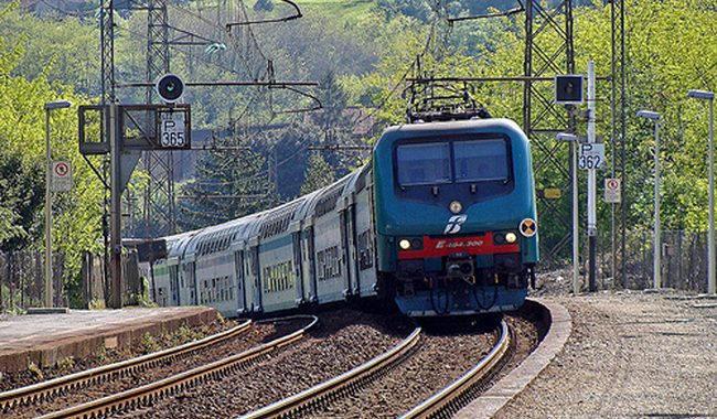 Sciopero dei treni in Campania, venerdi