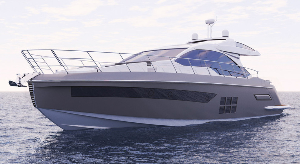 3812712 1822 foto s6 azimut - Curiosita' : Time Square il superyacht made in Italy «Azimut S6» - video corriere.tv