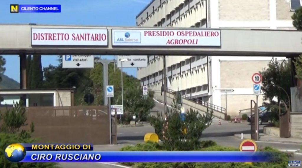 Segnalati: Basta morti, apriamo l'ospedale di Agropoli, Cilento Channel