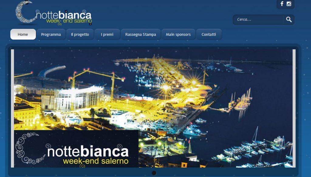 nottebiancasalerno 1024x585 - Salerno, notte bianca: presentazione dell'evento