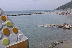 Le spiagge piu' belle del Cilento, da Acciaroli a Pioppi (parte tre)