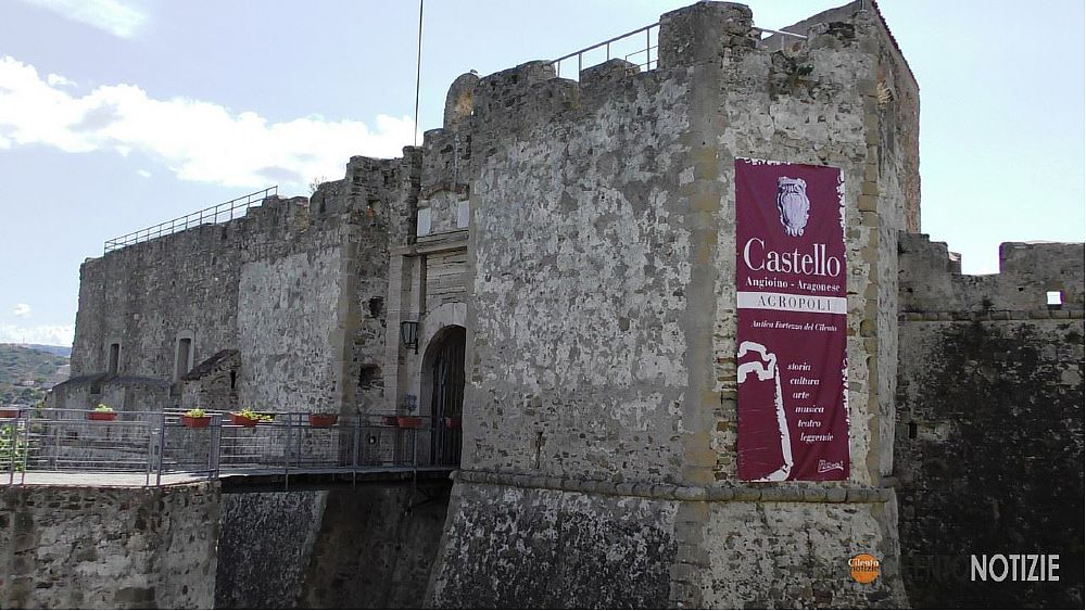 Agropoli, teatro al Castello: 'Tutta colpa del coronavirus' – 31/8/21