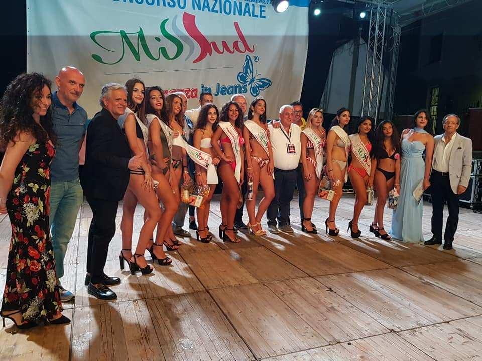 Buccino, arriva Miss Sud, Mercoledì 28 agosto 2019