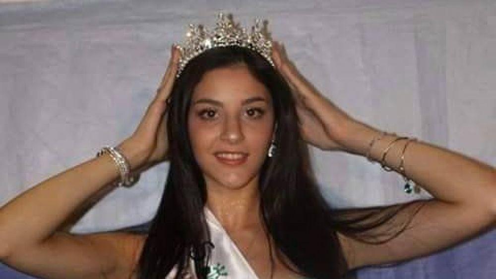 La nuova Miss Parco del Cilento e' Elena Paciello