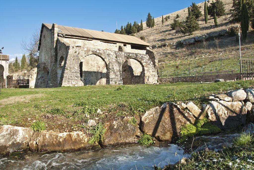 09 Padula Battistero di San Giovanni in Fonte 1024x685 - Padula e' covid free
