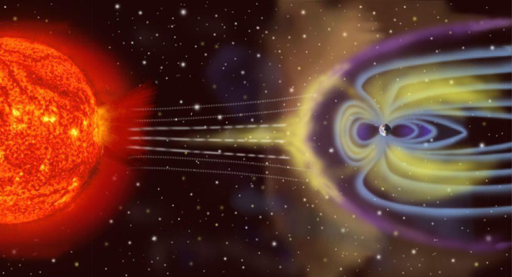 8045097 - Tempesta magnetica in arrivo: PROBABILI PERICOLI PER SMARTPHONE E NAVIGATORI
