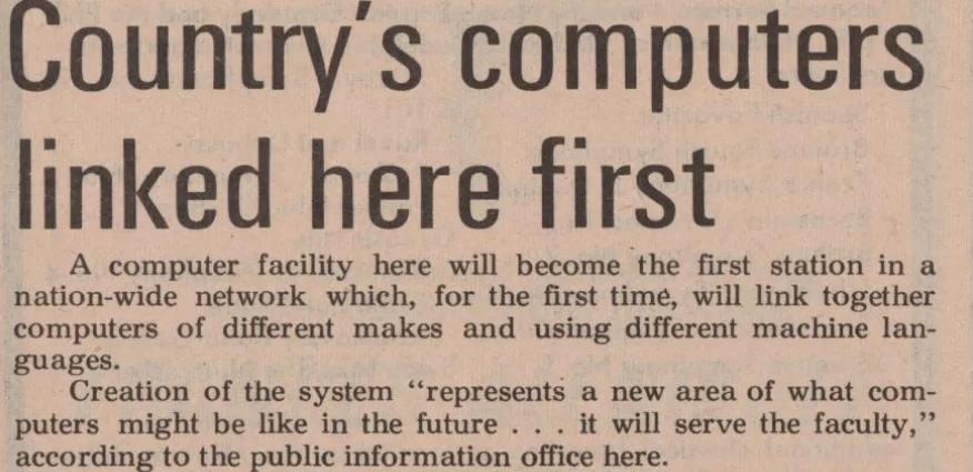 50 anni di internet