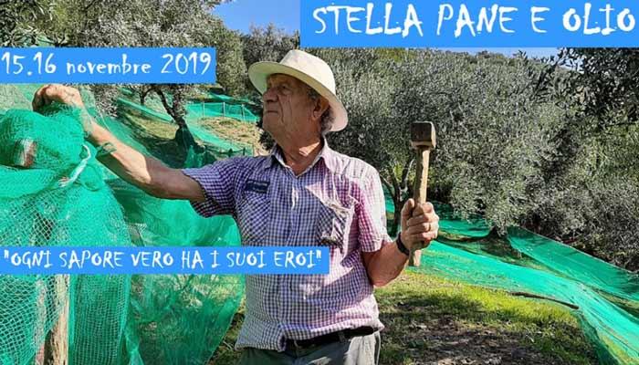 """Stella Cilento, """"Stella Pane e Olio"""" – dal 15 al 16 Novembre 2019"""