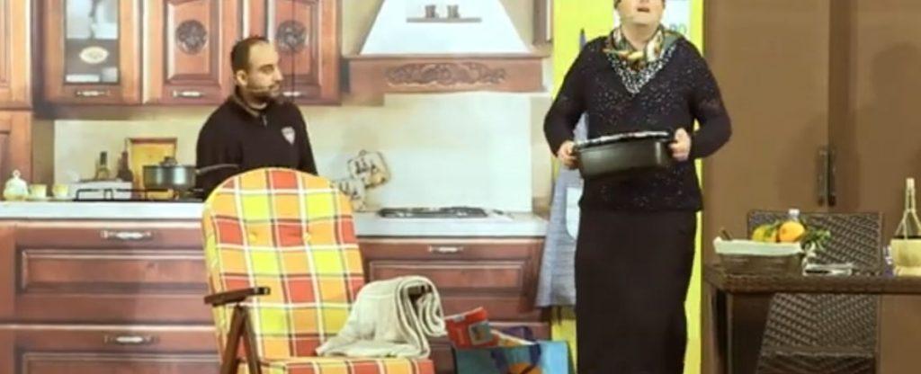 """""""I 100crammatinirussi"""" in scena con: """"Non 'ngè fatìa… e nui, ne l'ammendàmo!"""" – 20 dicembre 2019 – video"""