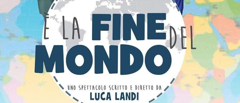 """Festival Teatrale Santarsenese, in scena """"È la fine del mondo"""" – 4 gennaio 2020"""