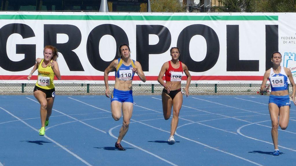 Atletica nel Cilento: ad Agropoli e Capaccio raduno dei mezzofondisti