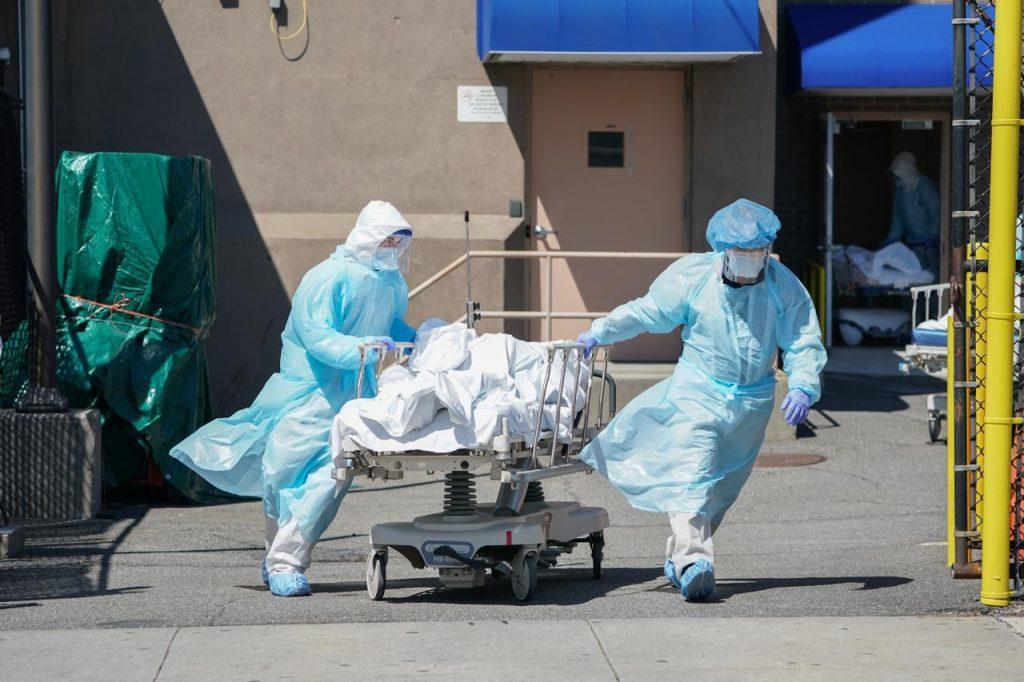coronavirus Usa New York Afp 1024x682 - Terapie intensive, in 16 regioni superata soglia critica