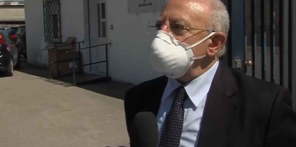 deluca 2 1024x508 - Campania, scuole e vaccini: il punto sulla situazione - nuovo video di De Luca