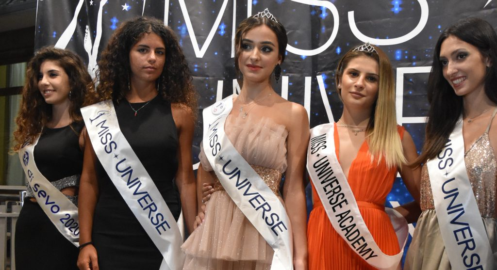 Matinella, Miss Universe Italy, vince la terza tappa campana Dana di Agropoli – VIDEO