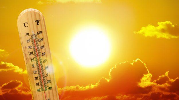 Protezione civile Campania: allerta meteo per caldo