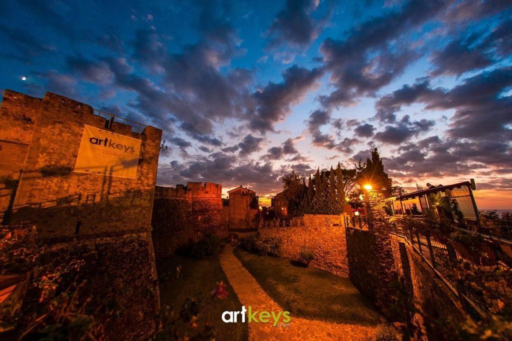 AGROPOLI, II EDIZIONE DEL PREMIO INTERNAZIONALE DI ARTE CONTEMPORANEA: ARTKEYS PRIZE