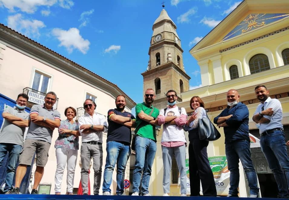 Sicignano ha il sindaco piu' giovane della Campania: 27 anni e' Giacomo Orco