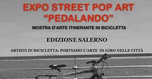 Salerno, Expo pedalando – street pop art nei quartieri