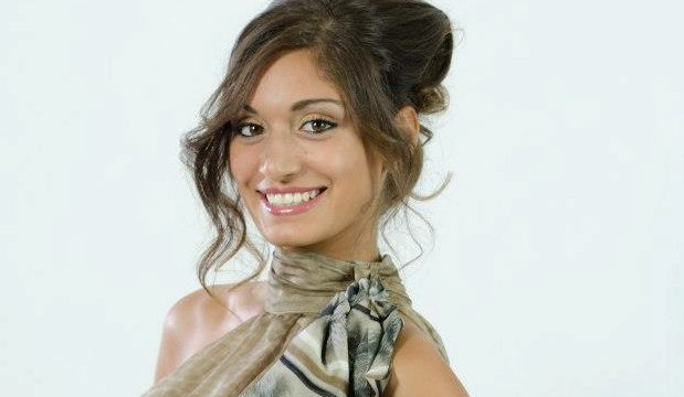 Stefania Criscuolo in Finale a Miss Universe Italy