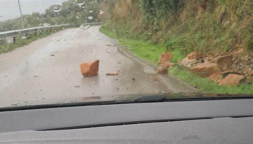 frana - Centola, in arrivo finanziamenti per la messa in sicurezza stradale