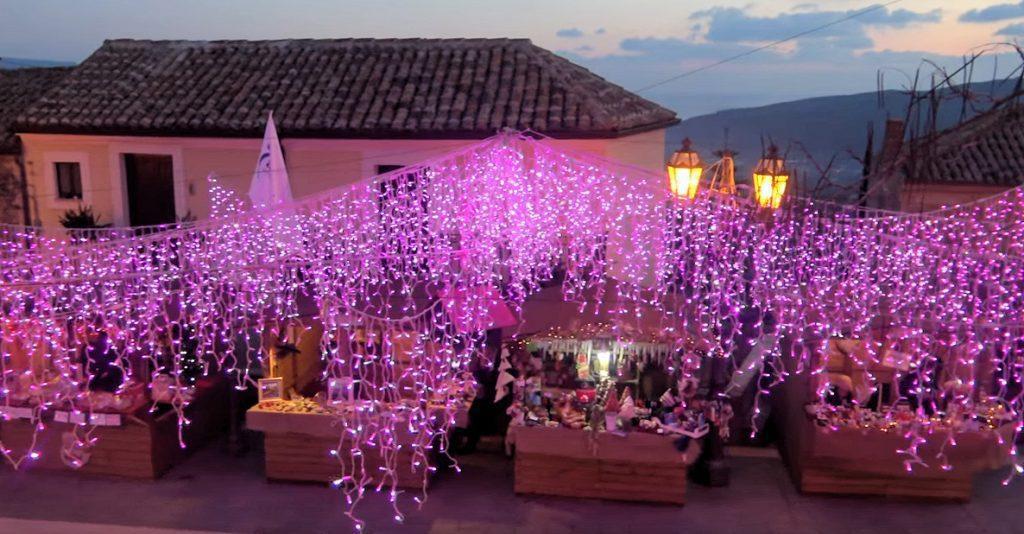 Natale 2015 – il mercatino natalizio di Castellabate