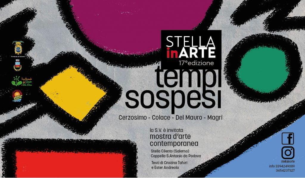 Stella Cilento, inaugurata la XXVII Ed. di STELLA IN ARTE