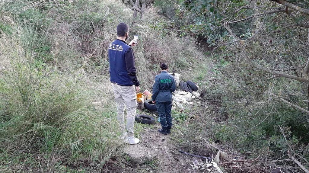 nita 1024x573 - NITA in Azione: sgomeberata dai rifiuti Tresino e Trentova