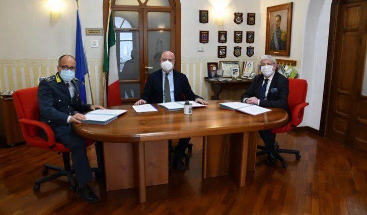 protocollo - Vallo della Lucania, protocollo d'intesa per la lotta all'evasione fiscale
