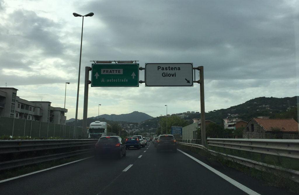 Salerno, lavori in tangenziale dureranno sei mesi