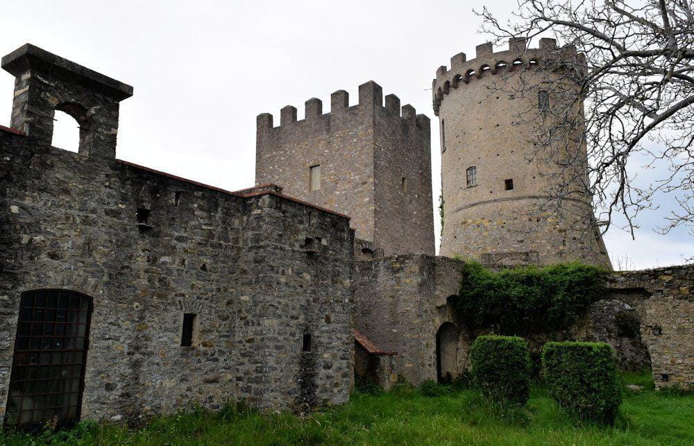 Il puzzle della domenica: il castello di Castelnuovo Cilento