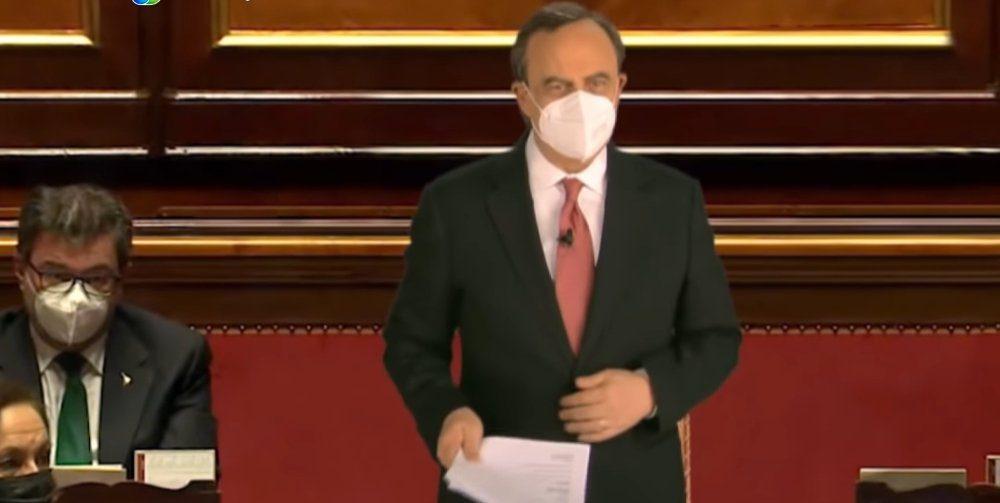 crozzadraghji - Crozza Draghi - il vero discorso del Presidente di turno. Amen - video