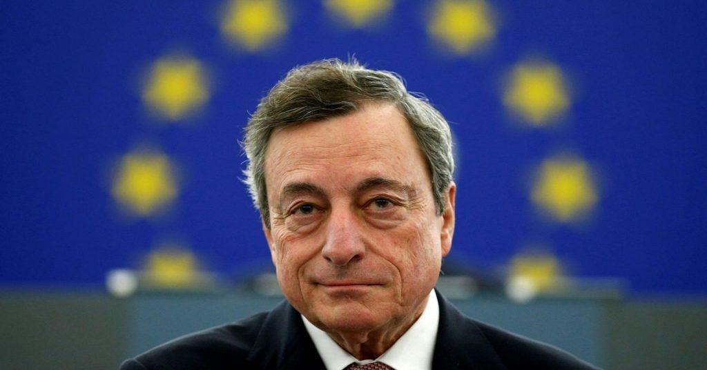 Draghi a colloquio al Quirinale , i ministri – video