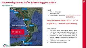 images - Lega Campania: Errore strategico eliminare alta velocità da Cilento