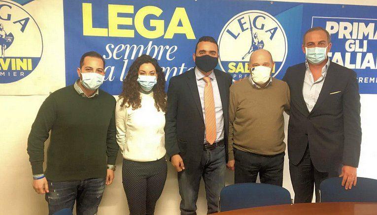 Attilio Pierro coordinatore provinciale della lega