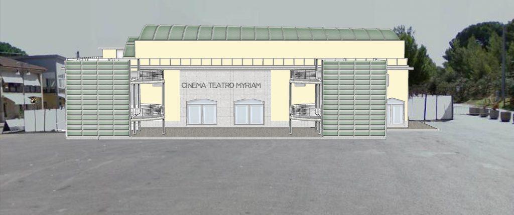 Capaccio, parere favorevole della Soprintendenza per il nuovo cineteatro comunale Myriam