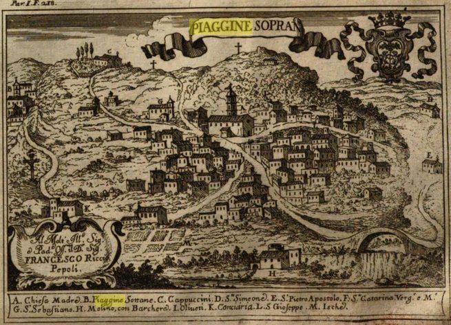 Buona domenica da Gorgonero di Piaggine: il puzzle