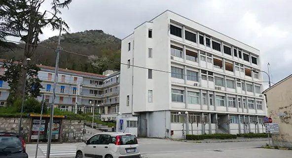 sarsenio - Sant'Arsenio, l'ospedale in piena operativita' entro il 31 dicembre 2021