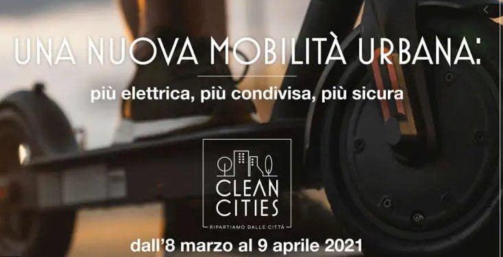 Nuova campagna di Legambiente: 'Clean Cities' – dall'8 marzo al 9 aprile