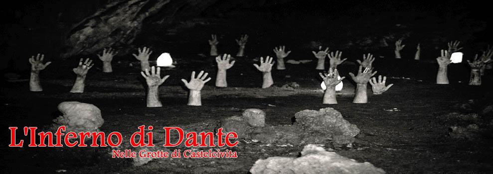 """dante - Castelcivita, """"L'Inferno di Dante"""" on demand per le scuole"""