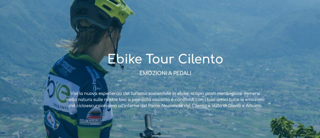 ebike 1024x441 - Ebike tour cilento, divertirsi in modo sostenibile
