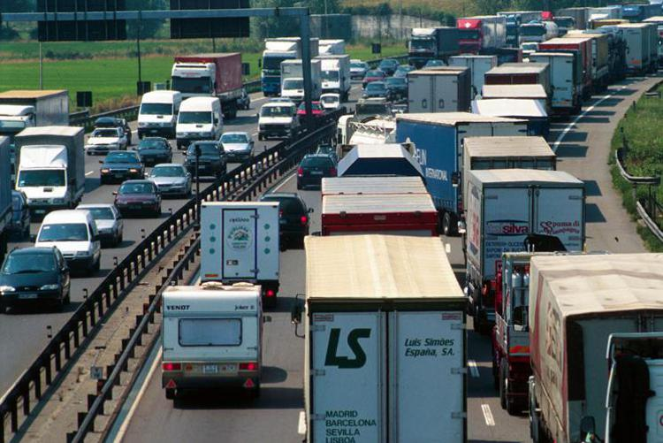fila autostrada repertorio fg - Protesta mercatali oggi, autostrada A1 bloccata