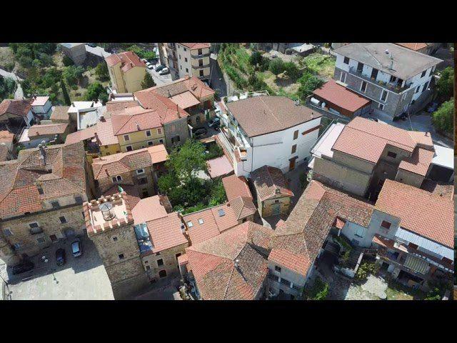 Cilentano.it ad Ortodonico (una fraz. di Montecorice) con il nuovo Mini Mavic… – video