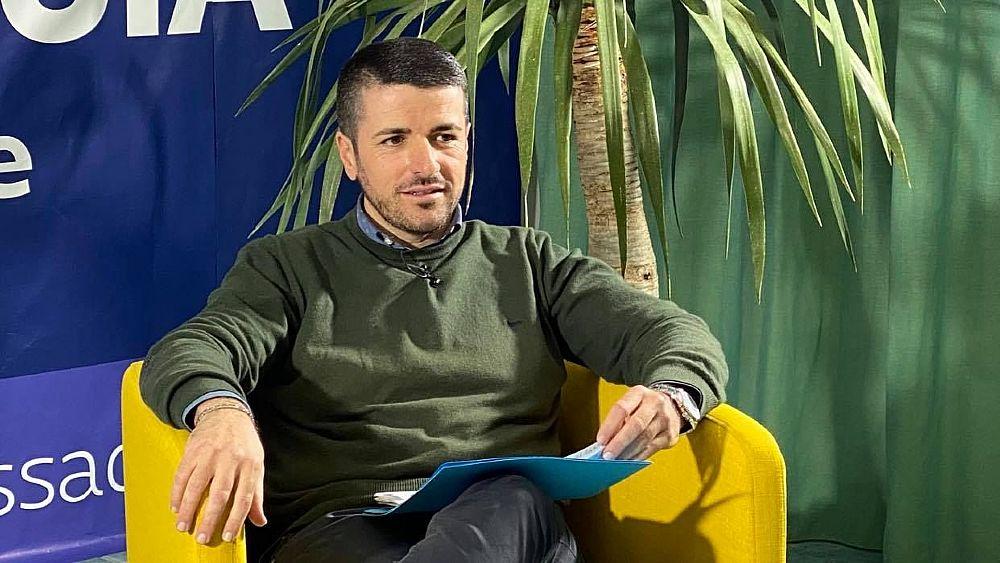 08052021 domenico di luccia 03 - Castellabate, candidato a sindaco Di Luccia presenta programma in diretta fb
