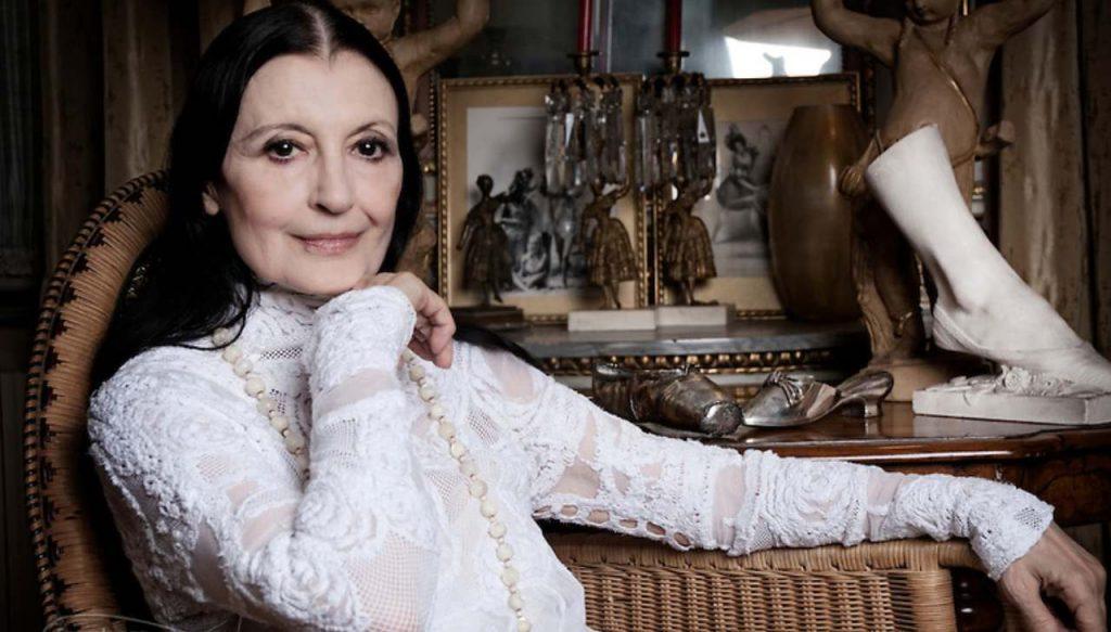 Carla Fracci gravi condizioni di salute Solonotizie24 1 1024x583 - E' morta Carla Fracci, aveva 84 anni