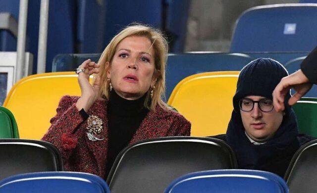 """Cristina mezzaroma 2 640x390 1 - Cristina Mezzaroma: """"la Salernitana rimarra' a mio figlio per trenta giorni"""""""
