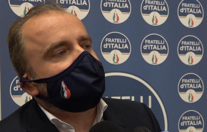 """Iannone foto - Iannone (FdI): """"Virus in Italia decresce tranne che in Campania"""""""