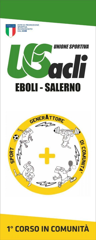 Volantino 576x1440 - US Acli Salerno ed I.C.att Eboli, parte il corso GenerAttore di Comunità