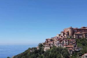 Andiamo a Pisciotta (e la sua Marina) con il drone – video